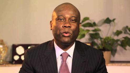 Mr Herbert Wigwe, Group Managing Director of Access Bank Plc [Financialwatchngr]