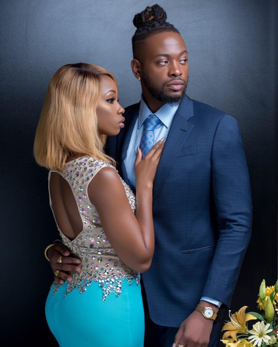 Read Teddy A's mushy and romantic love letter to Bam Bam [Instagram/BammyBestowed]