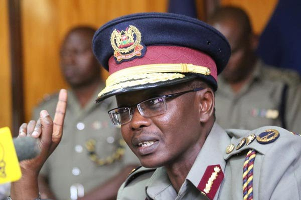 Police respond after Ruto supporter Dennis Kiptoo Mutai threatened post-election violence in 2022