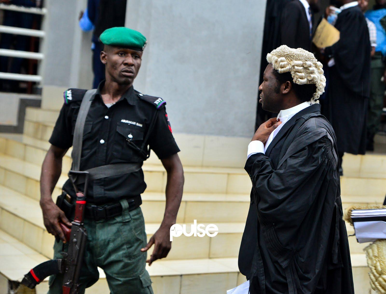 The prosecuting counsel, Rotimi Oyedepo