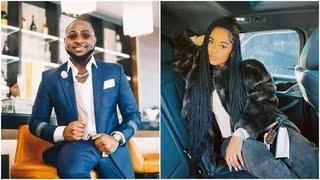 Nigerian music star Davido and IG model Mya Yafai [Instagram/Davido] [Instagram/MyYafai]