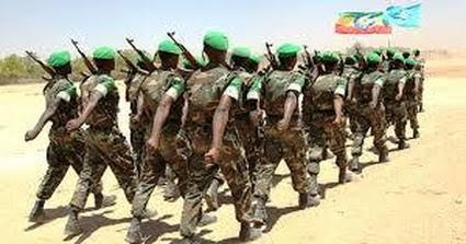 Ethiopia army (Mail & Guardian)