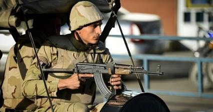 Egypt's military forces
